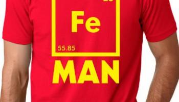 Химический элемент мужчина