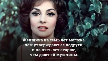 Цитаты великих людей о женщинах