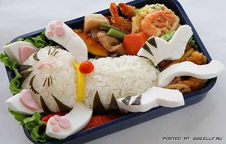 Еда для детей (12 фото)