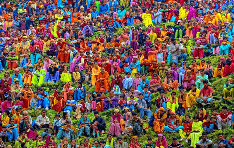 Яркие краски фотографа Poras Chaudhary (28 фото)