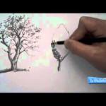 Учимся рисовать. 10 видео-уроков