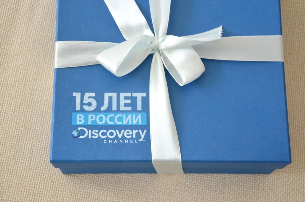 15 лет Discovery Chanel в России
