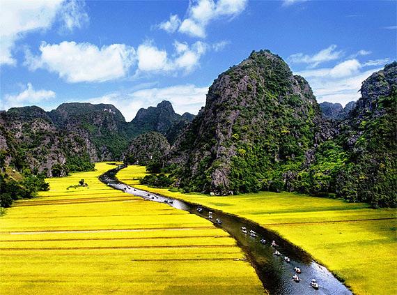 Национальный парк Там Кок