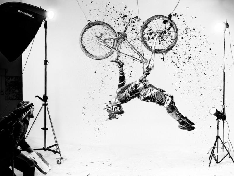 Финалисты и победители конкурса экстремального фото Red Bull