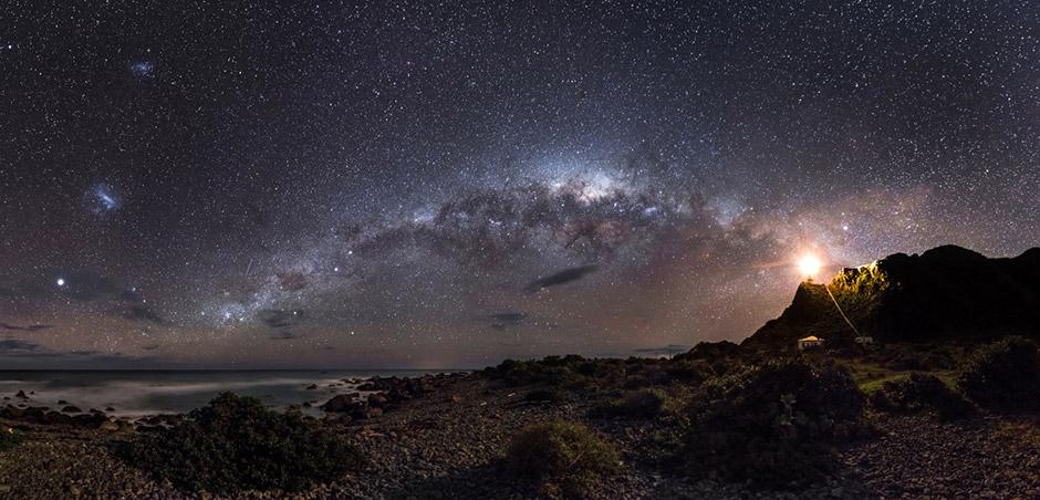 Победители астрономического фотоконкурса обсерватории Гринвича