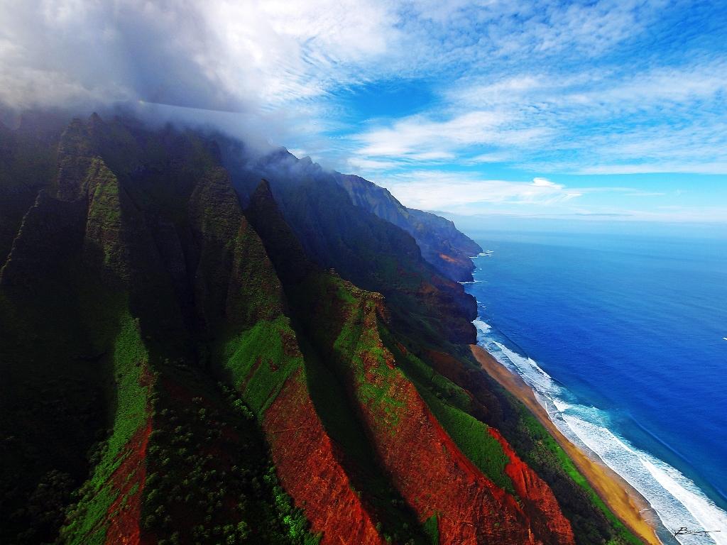 Сюрреалистические Гавайи
