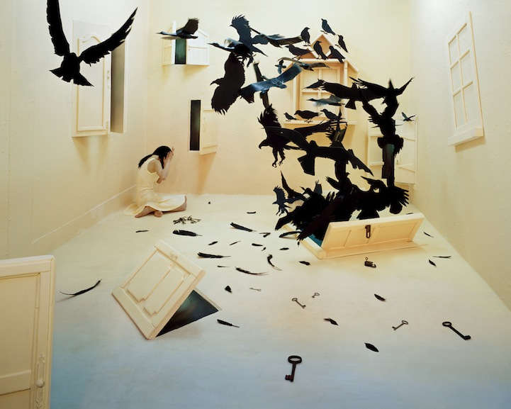 blackbirds_120x96cm_Inkjetprint_2009