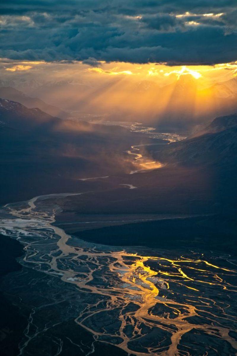 Национальный парк Клуэйн / Фото дня