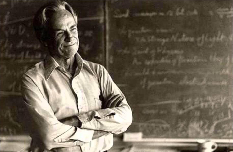 Вы, конечно, шутите, мистер Фейнман!