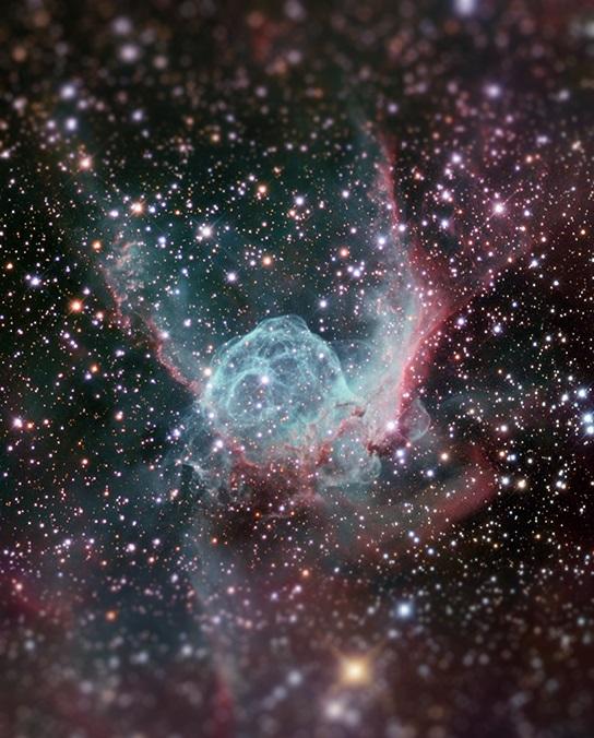 Thors-Helmet-Nebula