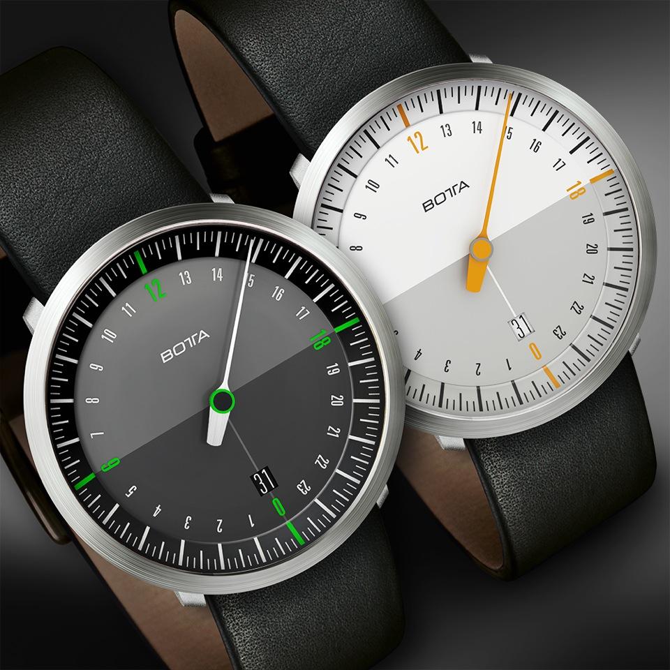 Краткий обзор дизайнерских часов UNO 24 NEO