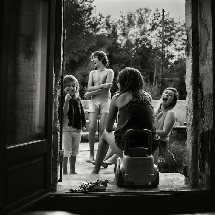 Трогательные моменты из детства Алена Лабоиле