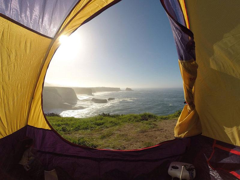 15 причин уснуть в палатке