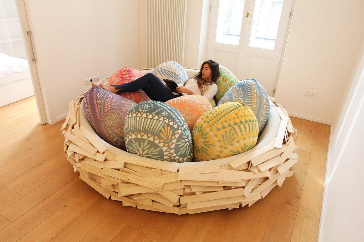 как правильно трахать подушку от дивана