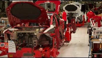Как создается Tesla Model S