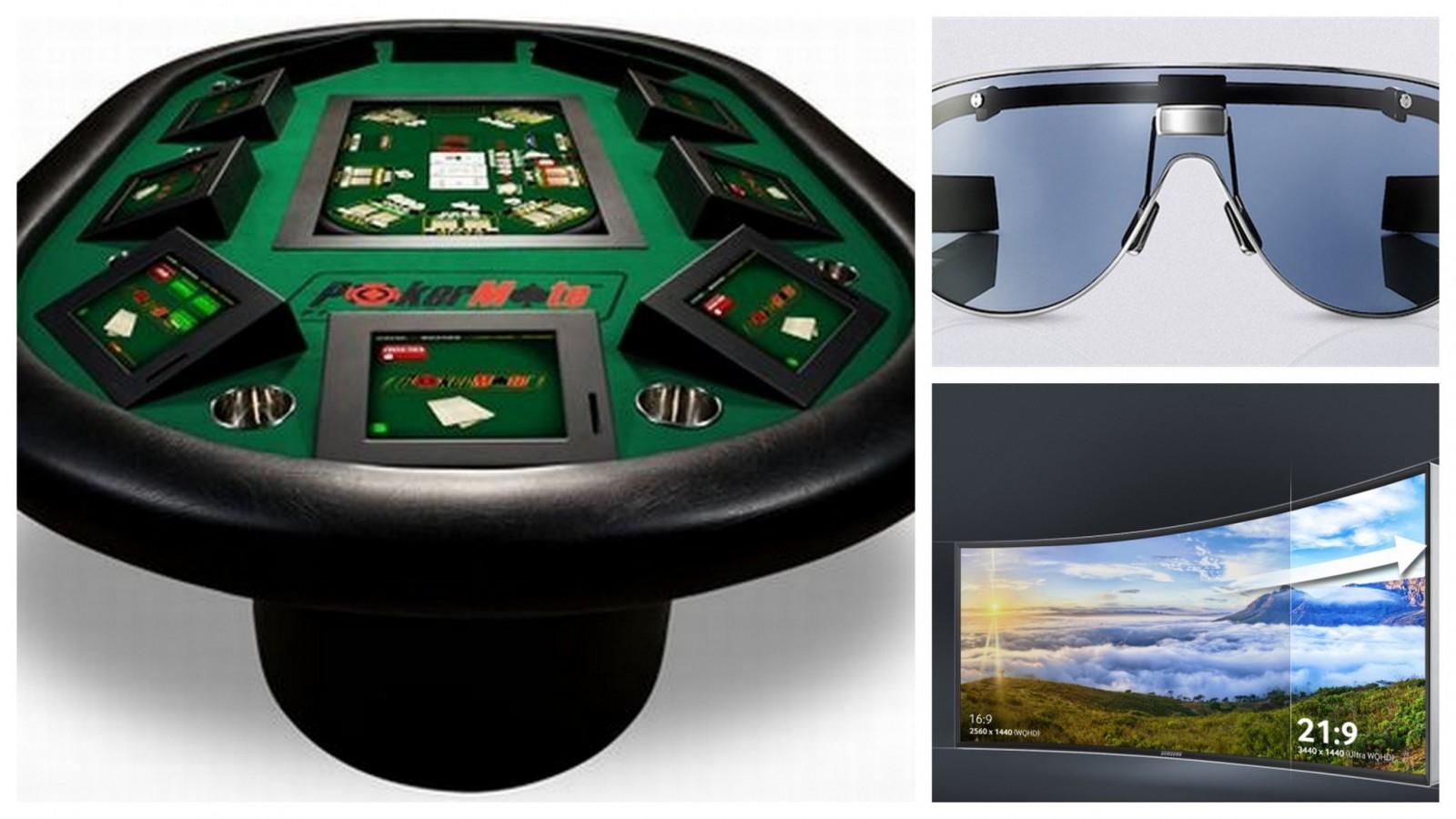 Креативные гаджеты для покеристов
