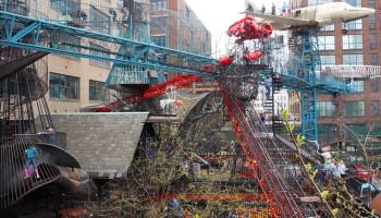 Городской музей: как обувная фабрика стала игровой площадкой