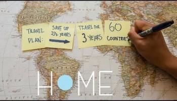 Большое путешествие или 60 стран за 3 года