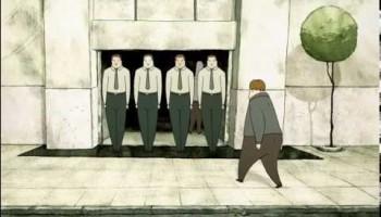 Мультфильм El Empleo (Должность)