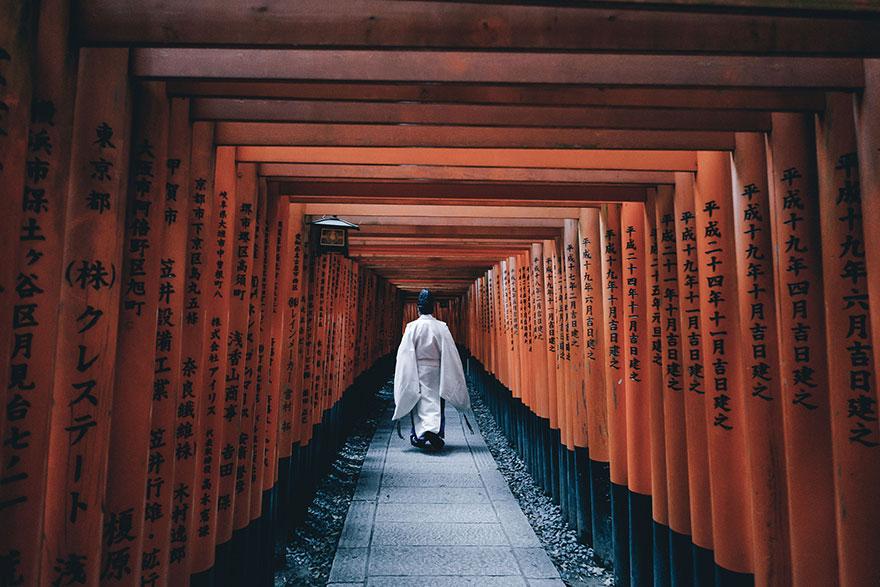 Уличная фотография из Японии